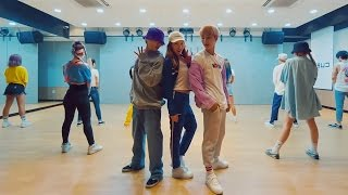 triple h 트리플 h   365 fresh dance practice mirrored