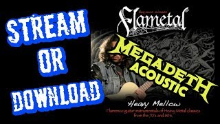 "FLAMETAL ""In my Darkest Hour"" Megadeth (BMI)"