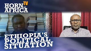 HoA TV - Amharic - Interviewing Prof Mohamed Hassan about the situation in Ethiopia, Nov 25 2020