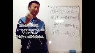 トレーニングプログラムビルダー