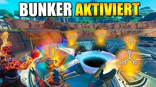 Loot Lake Bunker AKTIVIERT 😱 Live Event Countdown + GEHEIMES LOOT | Fortnite Season 8 Deutsch