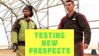Testing Prospective Police Dogs | Grassroots K9