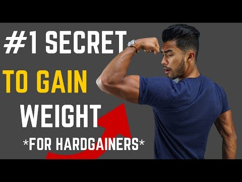 The Trick To Gain Muscle For Skinny Guys