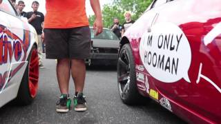 MUST SEE! Very Loud Exhaust Competition!