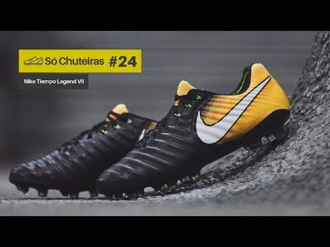 c3bef451e7e2b Chuteira Nike Tiempo Legend 7 | Só Chuteiras EP24 - YouTube