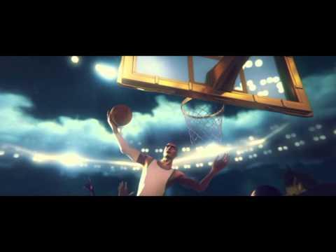 NBA 2K16 Cartoon Intro Cutscene