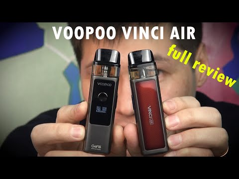 voopoo-vinci-air-30w-pod-mod-review-|-best-mtl-pod-system-of-2020?