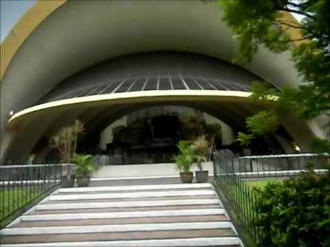 Theater Imax Keong Emas Taman Mini Indonesia Indah Jakarta