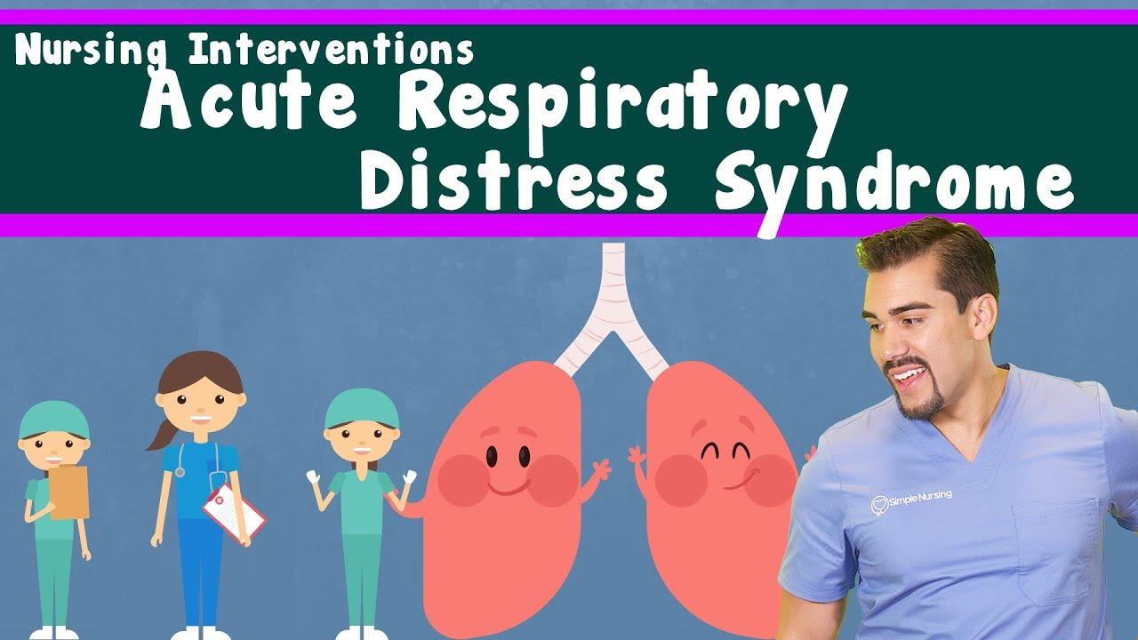 Acute Respiratory Distress syndrome : Nursing ...
