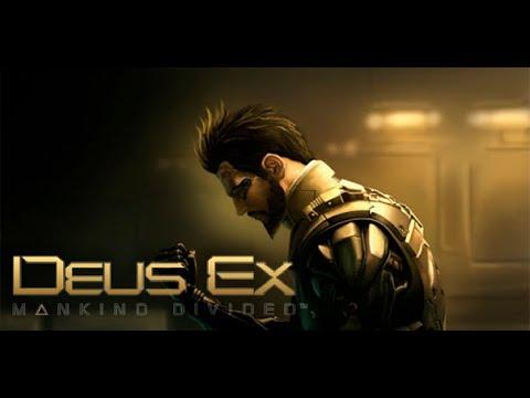 Deus Ex Mankind Divided Tráiler de lanzamiento