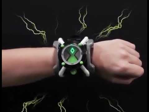 0f00fb0b0ef Relógio Omnitrix Básico Do Ben 10 Cód. 1755 Sunny - YouTube