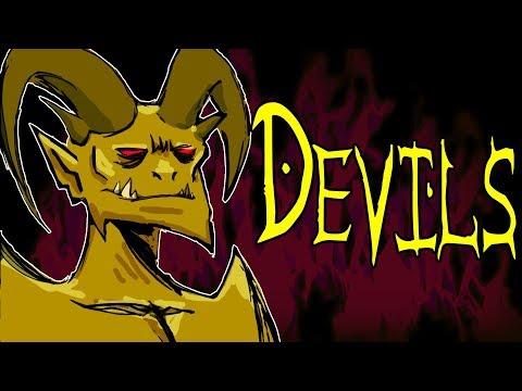 Davvy's D&D 5e Devil Guide