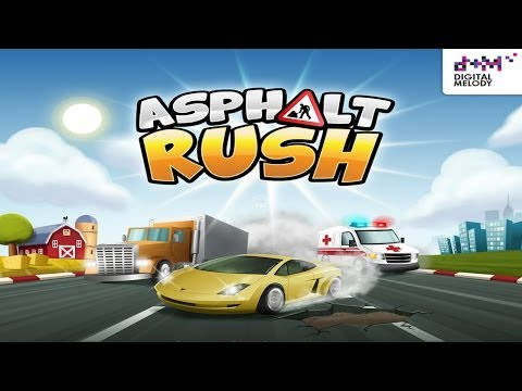 Asphalt Rush - Universal - HD Gameplay Trailer