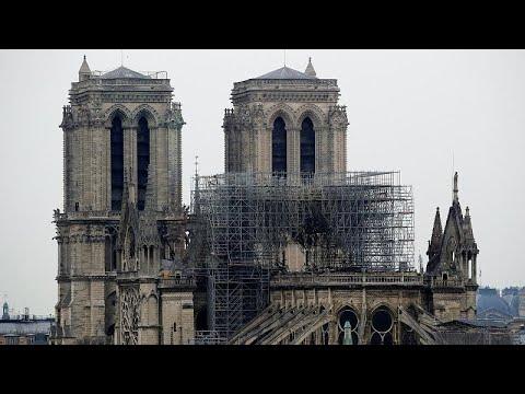 Pat McMahon - Billionaire Pledges $100-BILLION to Repair Notre Dame - The Good Stuff