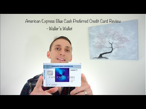 american-express-blue-cash-preferred-review--waller's-wallet