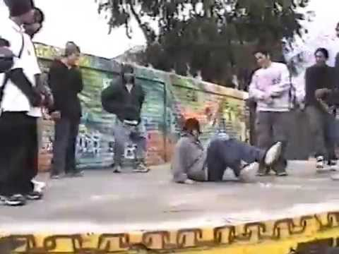 VIEJA ESCUELA HIP HOP CHILE PEÑALOLEN - 1999 DCM CLAN ,REAL EN MANO,DS,C38 PARTE.1