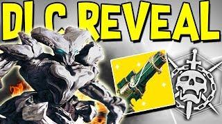Destiny 2: NEW DLC RAID & ENEMIES! Darkness, End Game Explained, & Osiris Gear