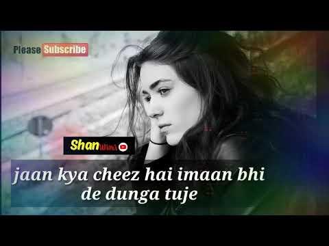WhatsApp Status 💚 Old Sad Song ❤ Pyar jhutha Sahi (Part 1) 💙Shan Writes