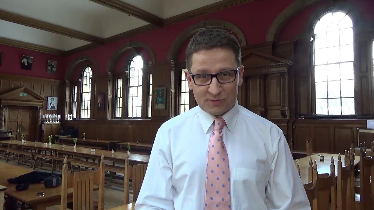 OXFORD MASTERCLASS | Zaproszenie do Hertford College