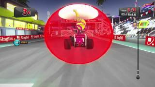 [F1 Race Stars] All Track + DLC (Gameplay)