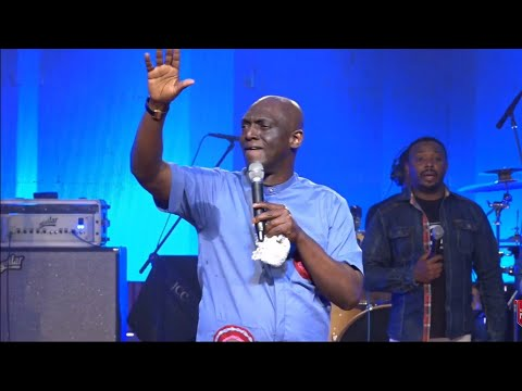 Sammy Okposo Powerful Praise & Worship in Kenya