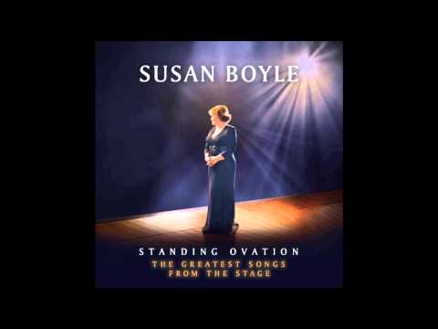 Somewhere Over The Rainbow- Susan Boyle