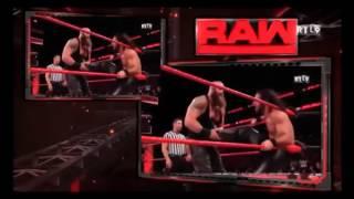 WWE RAW 12 JANVIER 2017 EN ENTIER EN FRANÇAIS - FULL SHOW