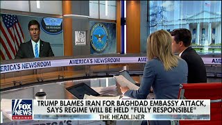 Esper warns Iran will be met with severe response