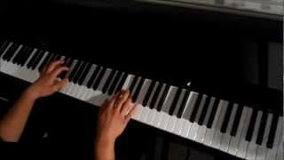 Bakemonogatari - Kimi no Shiranai Monogatari - Piano - Laurits Campen