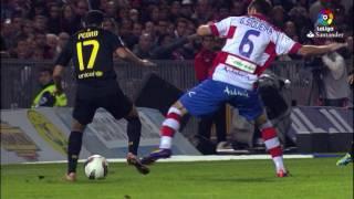 Highlights Granada CF vs FC Barcelona (0-1) 2011/2012