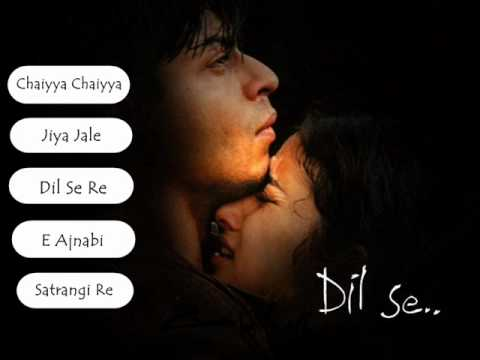 ♫ Dil Se 1998  All songs  Jukebox ♫