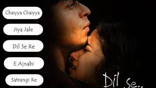 Download Video ♫ Dil Se (1998) - All songs / Jukebox ♫ MP3 3GP MP4