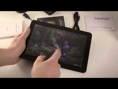 Prestigio MultiPad Ultimate 10.1 3G - Benchmark Test