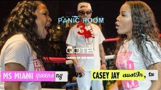 CASEY JAY vs MS MIAMI QOTR presented by BABS BUNNY & VAGUE