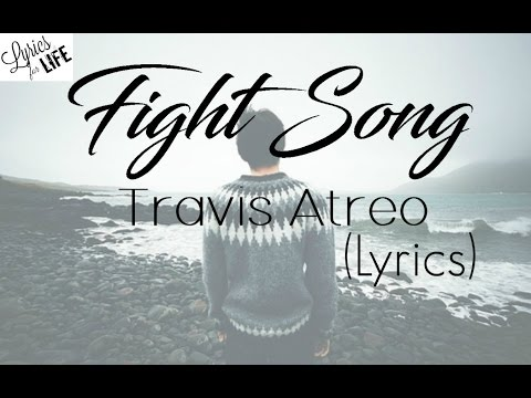 FIGTH SONG - Rachel Platten (Travis Atreo cover) Lyrics ► Lyrics for Life