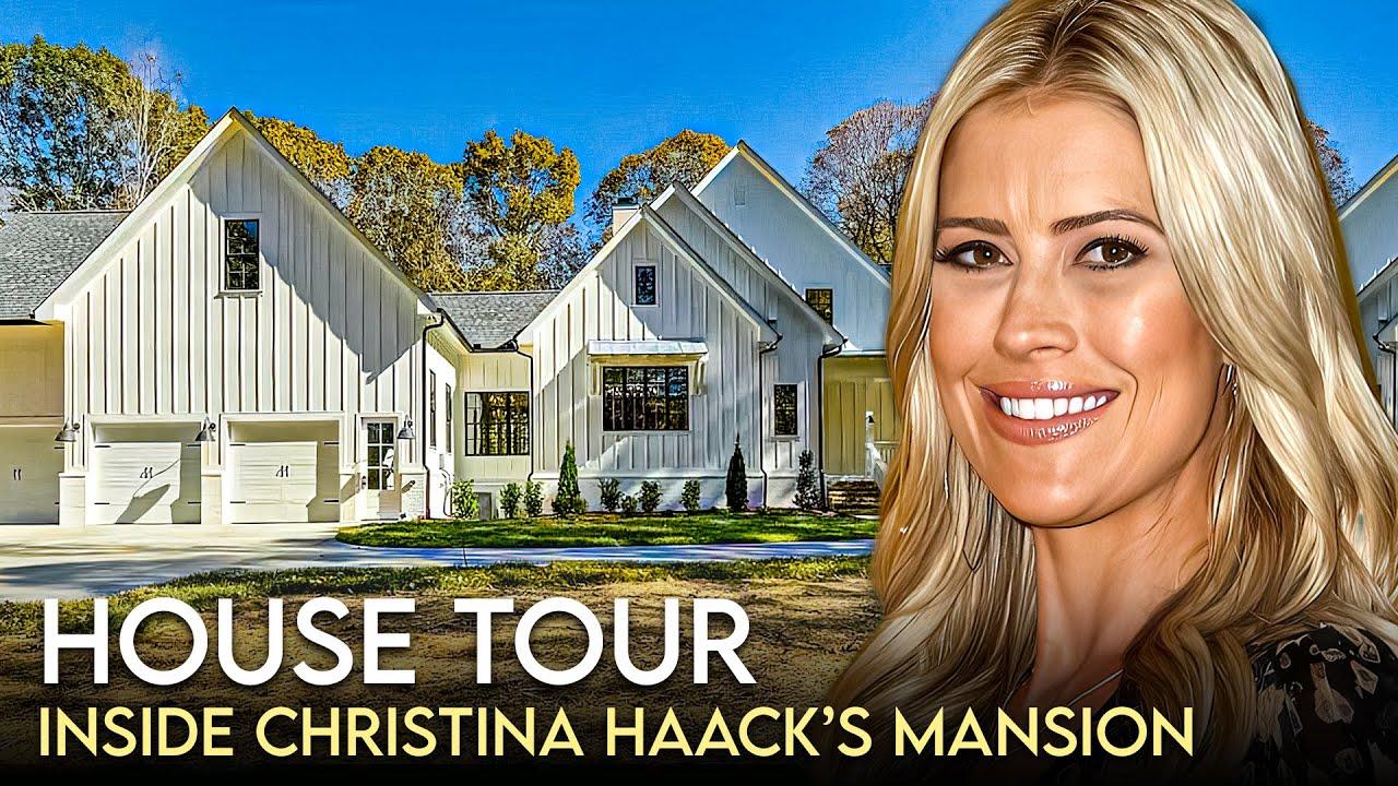 Download Christina Haack   House Tour   New $2.5 Million Nashville Estate & More
