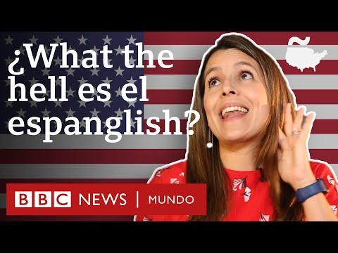 ¿Qué es el espanglish y cómo se habla? | BBC Mundo