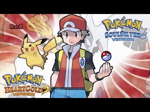 [Fr] pokémon HG et SS champion Peter & Red battle musique.