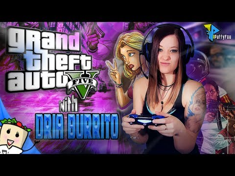 [LIVE] Come watch your girl play GTA V online!