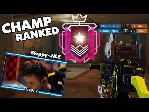 CHAMPION RANKED w/Bommax | Crimson Heist Gameplay ► Sloppy-.NLE