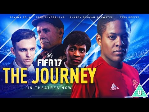 "FIFA 17 ""THE JOURNEY"" FULL MOVIE !!!"