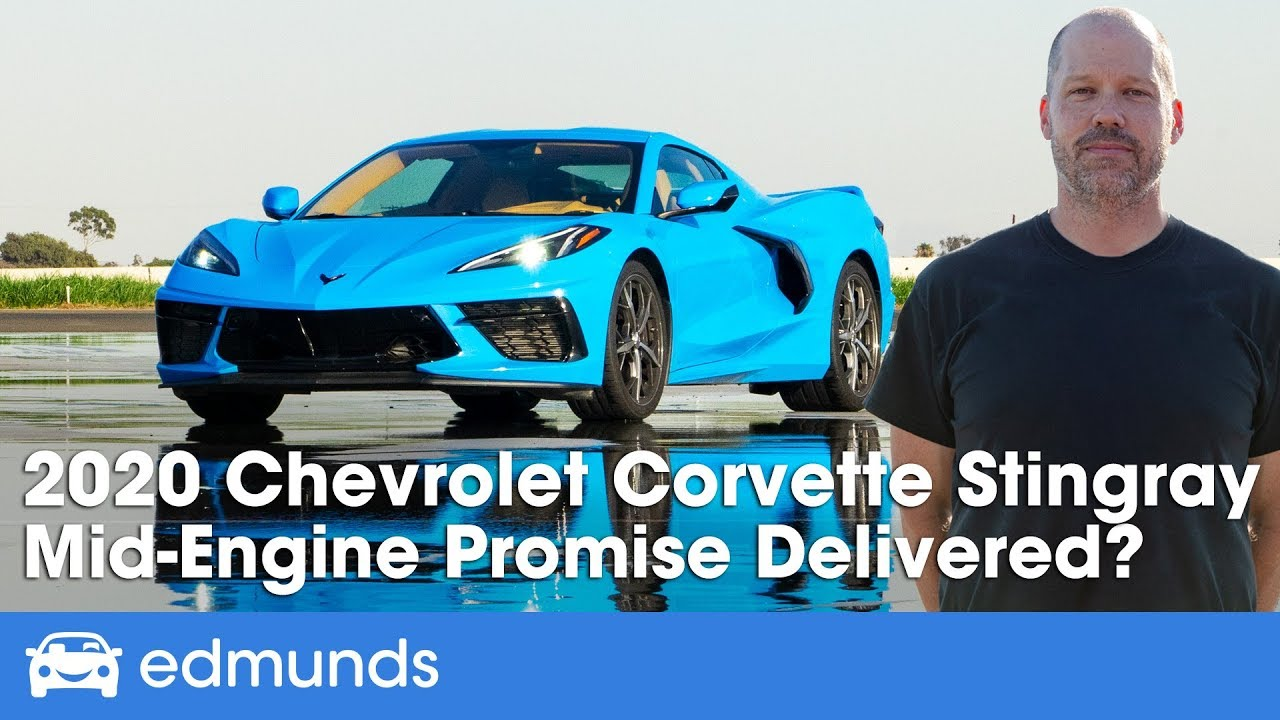 2020 Corvette Stingray Review ― Test Drive of the New Corvette C8