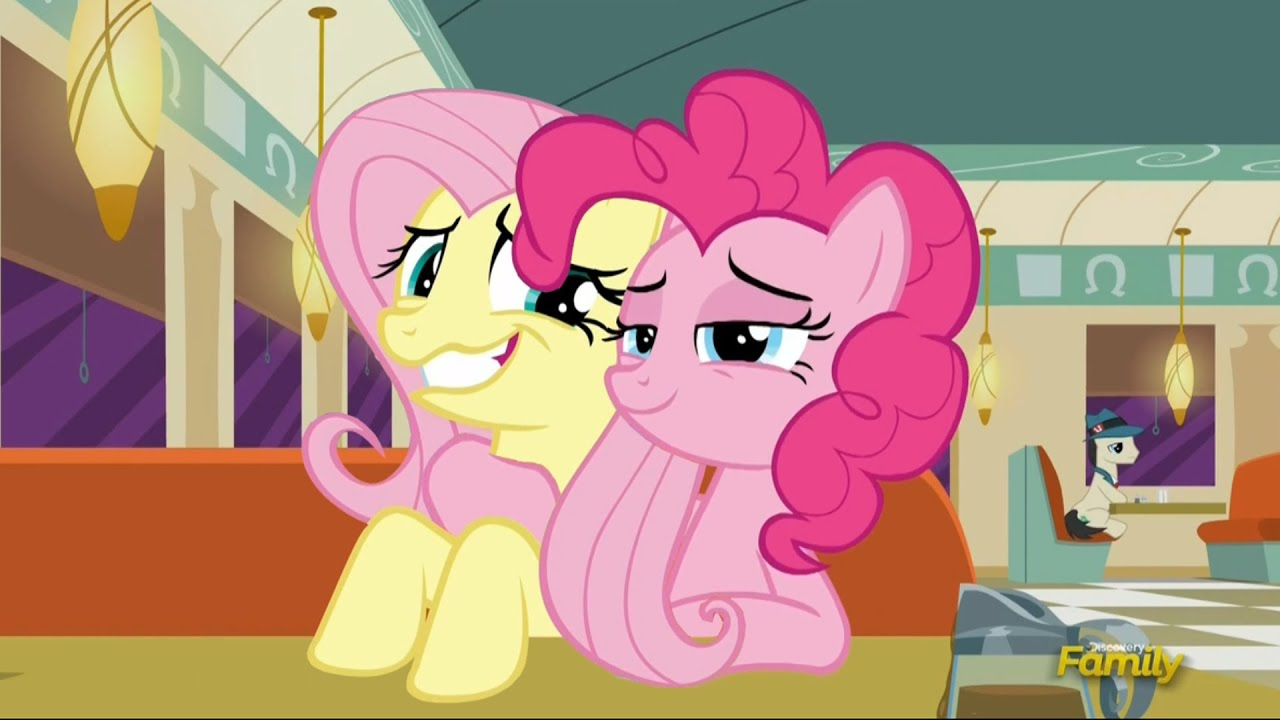My little pony lesbian