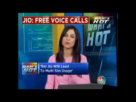 TELECOM WAR: ENTER RELIANCE. TELECOM: THE JIO SHAKE-UP