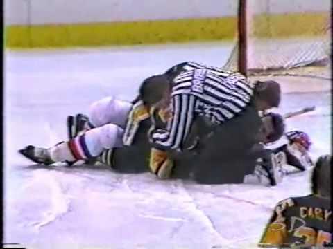 Hockeyfighters.cz  Marty McSorley vs Bob Bourne.wmv