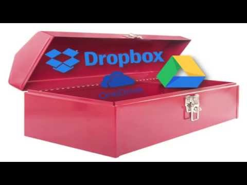 Google Drive is Great, But You Also Need Dropbox