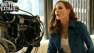 Go Behind the Scenes of Molly's Game (2017)