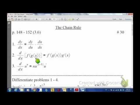 The Chain Rule by Chary Akmyradov