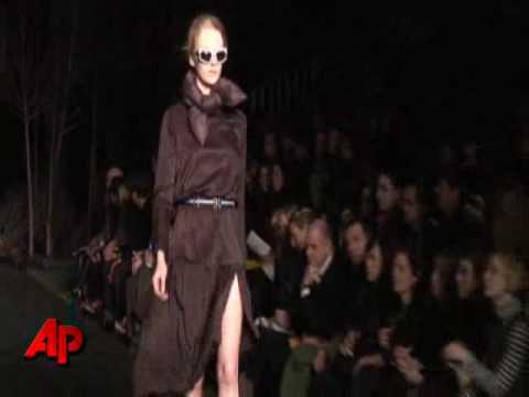 Fashion Week: Cynthia Rowley