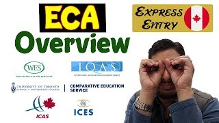 ECA for Express Entry. Canada Immigration